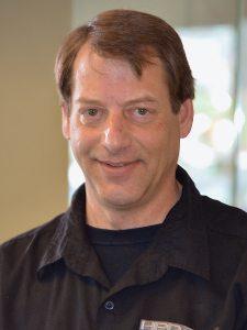 David Sweeney at Jay Wolfe Honda Service Department