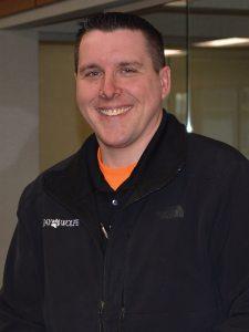 Rob Bray at Jay Wolfe Honda Service Department