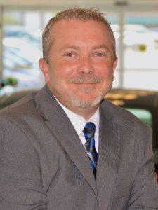 Ryan Arbuckle at Jay Wolfe Honda Sales Department