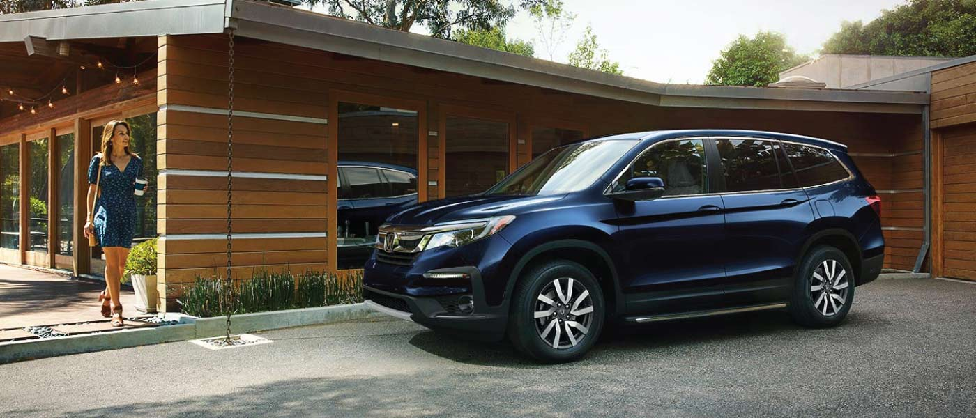 All-New 2019 Honda Pilot