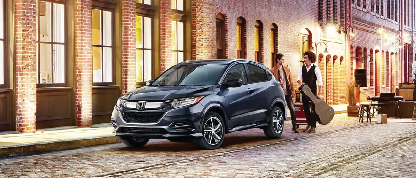 The Refreshed 2019 Honda HR-V