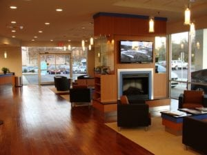 Jay Wolfe Honda - Customer Lounge