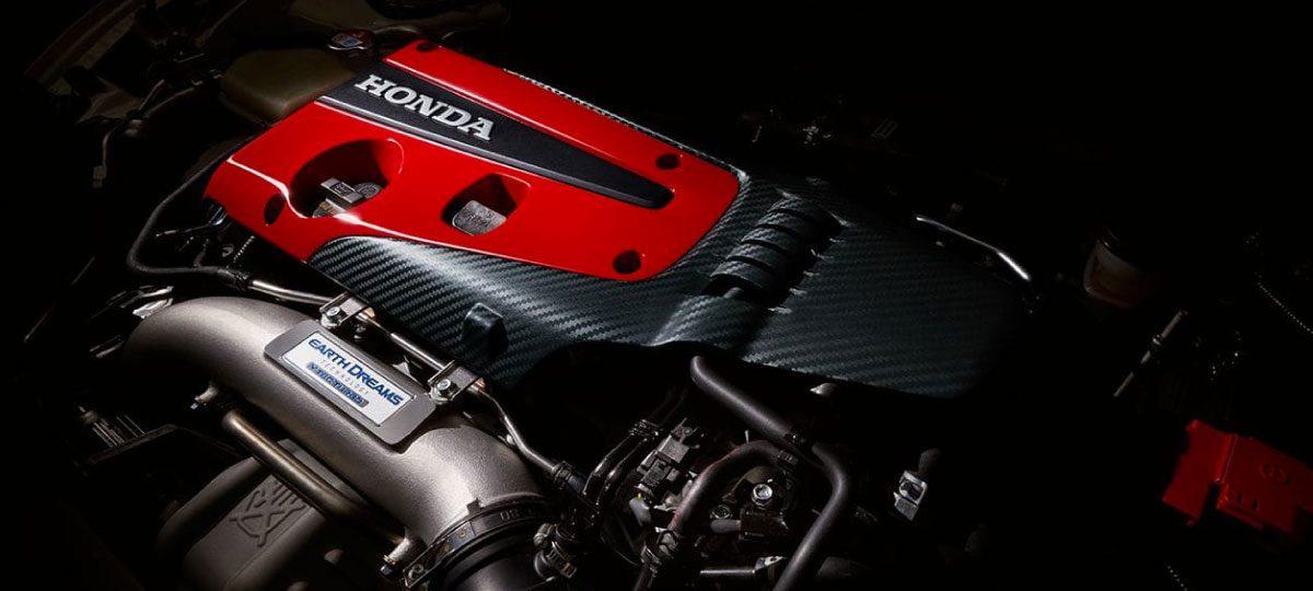Engine Under Hood