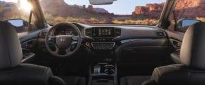All-New Honda Passport Technology