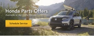 Jay Wolfe Honda Parts Offers