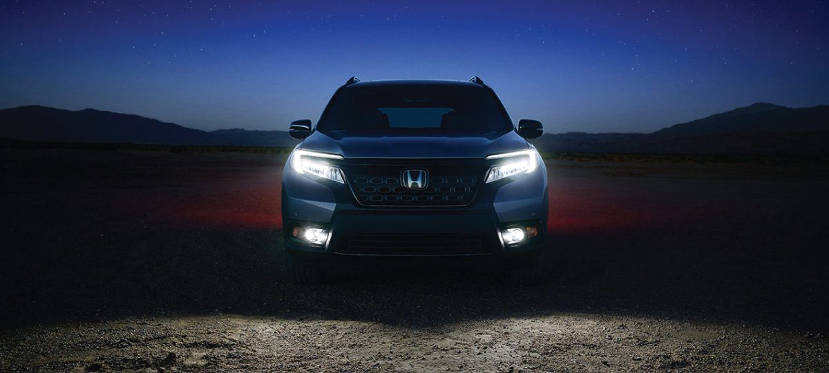Honda LED Headlights
